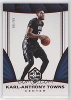 Karl-Anthony Towns (Brandon Rush Stats on Back) /99