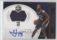 Rookie Jersey Autographs - Cheick Diallo #/49
