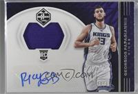Rookie Jersey Autographs - Georgios Papagiannis [Noted] #/49