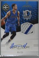 Dwight Powell [Noted] #5/25