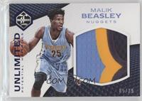 Malik Beasley #/39