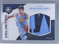 Juan Hernangomez /39