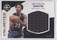 Deyonta Davis #/99