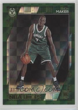 2016-17 Panini NBA Hoops - [Base] - Green #270 - Rookies - Thon Maker /149