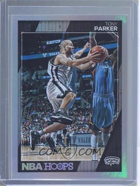 2016-17 Panini NBA Hoops - [Base] - Silver #123 - Tony Parker /99