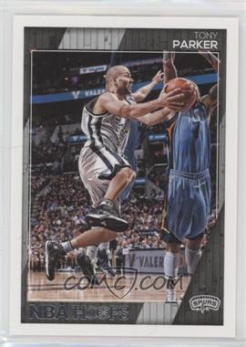 2016-17 Panini NBA Hoops - [Base] #123 - Tony Parker