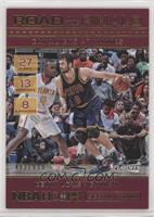 Second Round - Kevin Love #/999