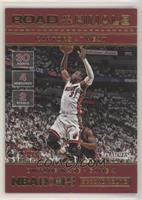 Second Round - Dwyane Wade #/999