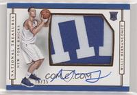 Rookie Patch Autographs Horizontal - Willy Hernangomez #/25