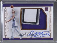Rookie Patch Autographs Horizontal - Georgios Papagiannis /25