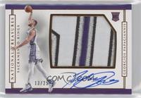 Rookie Patch Autographs Horizontal - Georgios Papagiannis #/25