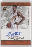 Rookie Autographs - Derrick Jones Jr. #/25