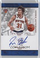 Rookie Autographs - Ron Baker #/25