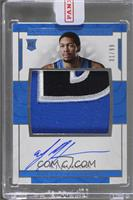 Rookie Patch Autographs - A.J. Hammons /99 [Uncirculated]