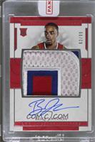 Rookie Patch Autographs - Brice Johnson /99 [ENCASED]