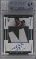 Rookie Patch Autographs - Thon Maker /99 [BGS 8.5 NM‑MT+]