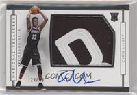 Rookie Patch Autographs Horizontal - Caris LeVert #/49