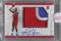 Rookie Patch Autographs Horizontal - Diamond Stone /49 [Uncirculated]