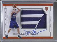 Rookie Patch Autographs Horizontal - Dragan Bender /49