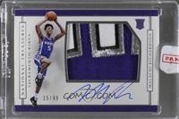 Rookie Patch Autographs Horizontal - Malachi Richardson /49 [ENCASED]