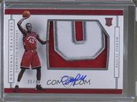 Rookie Patch Autographs Horizontal - Pascal Siakam /49