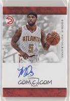 Rookie Autographs - Malcolm Delaney #/99