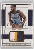 Tony Allen #/25