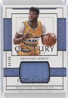 Emmanuel Mudiay /99