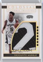 Dejounte Murray /25