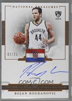 Bojan Bogdanovic [Noted] #/25