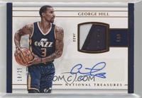 George Hill #/25