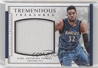 Karl-Anthony Towns #16/60