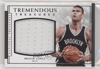 Brook Lopez #/60