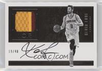 Kevin Love #/40
