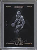 Rookies Black and White - Ben Simmons /10