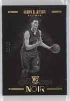 Rookies Black and White - Henry Ellenson /10