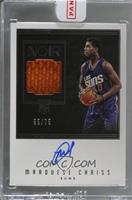Marquese Chriss /75 [Uncirculated]