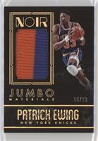 Patrick Ewing /23