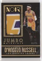 D'Angelo Russell #6/25
