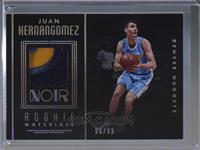 Juan Hernangomez #/99