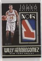 Willy Hernangomez #/10