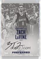 Autographs - Zach LaVine #/15