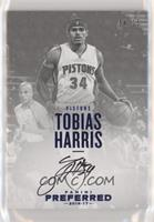 Autographs - Tobias Harris #/15