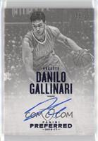 Autographs - Danilo Gallinari #/15