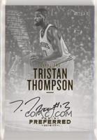 Autographs - Tristan Thompson #/10