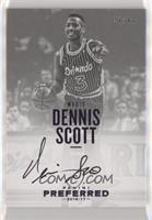 Autographs - Dennis Scott #/49