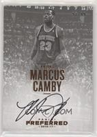 Autographs - Marcus Camby #/99