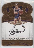 Crown Royale - Jeff Hornacek /99