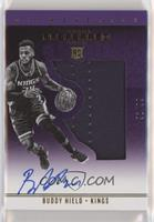 Silhouettes Rookies - Buddy Hield #/99