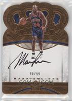 Crown Royale - Mark Aguirre #/99